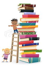 book drive graphic