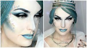 snow queen makeup tutorial