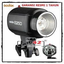 <b>GODOX E250</b> 250W Photo Studio Strobe Flash Speedlite Garansi ...