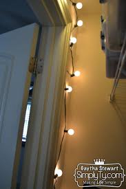 What To Do With Rope Lights Add Lighting To Your Closets With Old Christmas Lights Or