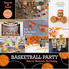 home decor top basketball themed baby shower decorations home cupcakes gifts full size