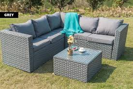 rattan garden lounge furniture garden