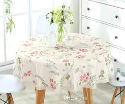 tablecloth for small round table large round tablecloths waterproof anti hot anti oil disposable small round