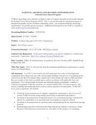 Summary Or Objective On Resume Procurement Specialist Resume Effortless Vision Cover Letter 76