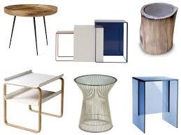 modern side tables for the entertaining season – design  trend