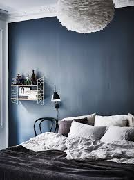 bedroom colors blue. blue bedroom wall - via coco lapine design colors