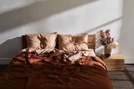 linen bed sheets linen duvet