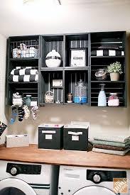 2 diy wooden crate storage shelving unit