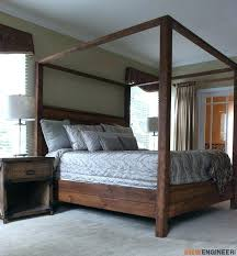 Affordable Canopy Beds Cheap Bed Frame For Sale Full Designs Create ...