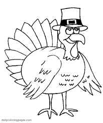Small Picture Coloring Pages Turkey Cartoon Coloring Home