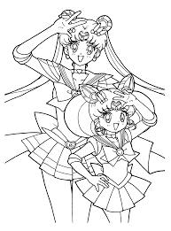 Small Picture Printable 41 Sailor Moon Coloring Pages 1791 Sailor Moon