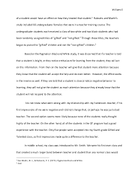 extended essay final draft  teacher s knowledge 5