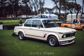 100 Years of BMW - The BMW 2002 Turbo at Amelia Island - StanceWorks