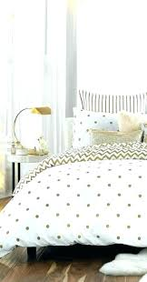 white gold bedding white and gold bed sets black white and gold bedding best polka dot