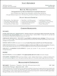 Retail Manager Resume Examples Enchanting Retail Assistant Manager Resume Sample Nanomedia Resume Example
