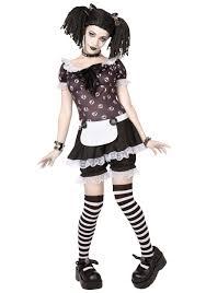 10 great creepy doll costume ideas gothic rag doll costume