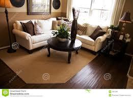 Wood Flooring For Living Room Hardwood Flooring In Living Room Stock Photo Image 2061290