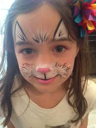 kitty cat face painting facebook facepaintingbymarli