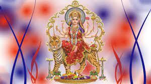 Maa Durga Wallpaper 3d