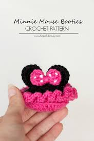 Minnie Mouse Pattern Cool Decoration