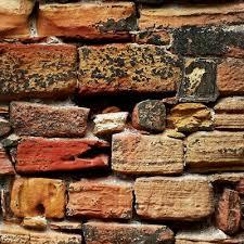 3d texture brick wall paper self