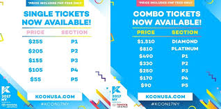 Kcon Seating Chart 2018 Kcon Ny 2017 Details And Tips K Pop Amino