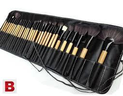 32 pcs mac makeup brush set in stan stan