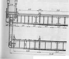 Висячие мосты Реферат Мост поддерживается двумя кабелями состоящими из параллельных проволок Диаметр каждого кабеля равен 48 9 см