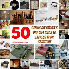 50 Genius DIY Father's Day Gift Ideas To Express Your Gratitude
