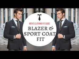 Blazer Sleeve Length Chart How Should A Blazer Fit Mens Clothing Fit Guide