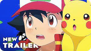 Pokemon 2018 Trailer - New Pokemon Movie - YouTube