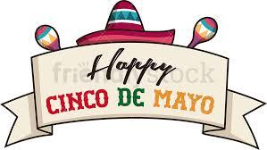 Happy Cinco De Mayo Cartoon Vector Clipart - FriendlyStock