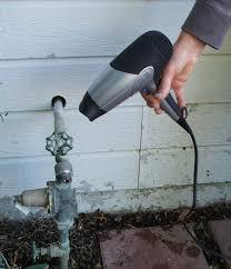 Afbeeldingsresultaat voor plumber frozen pipes