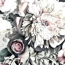 big flower wallpaper paulbabbitt com