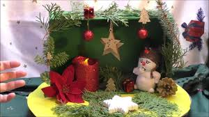 Deko Box Weihnachten Mandarinen Kiste Weihnachtlich Gestalten Dekorieren