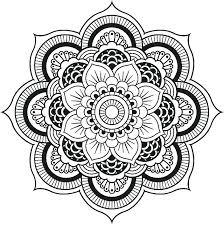 Mandalas Printable Mandala Coloring Pages Free Printable Mandala