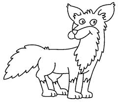 Fennec Vos Kleurplaat Fennec Fox Coloring Page Free Printable