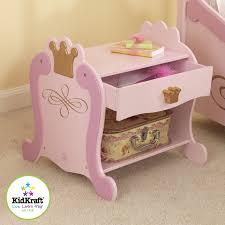 Princess Bedroom Furniture Sets Kidkraft Princess Toddler Four Poster Customizable Bedroom Set