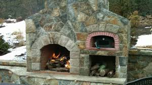outdoor fireplace pizza oven combination pinteres regarding outdoor fireplace pizza oven prepare