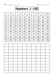 Number Writing Worksheets 1 20 - Checks Worksheet