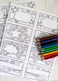 You can download your own color labels by clicking the image below. Printable Kids Coloring Labels Today S Creative Life