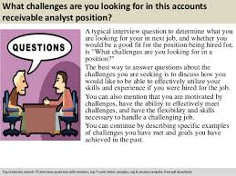 free pdf download 2 what challenges are you looking for in this accounts receivable analyst accounts receivable analyst cover letter