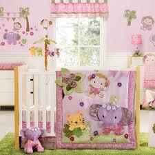 bedding sets kidsline image blossom tails 4 piece baby crib bedding set by kidsline