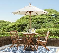 teak bistro table and chairs. Hampstead Teak Fixed Bistro Table \u0026 Chair Set - Honey And Chairs