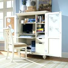 home office desk armoire. Office Desk Armoire Cabinet Computer White Best Ideas On Craft Organization And Home