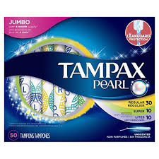 amazon tax pearl plastic tons multipack light regular super absorbency unscented 50 count health personal care