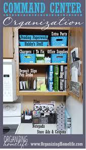 kitchen office organization. Modren Organization How To Organize A Kitchen Command Center For Office Organization N
