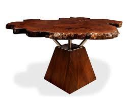 unique dining furniture. unique jarrah burl dining table fine art furniture