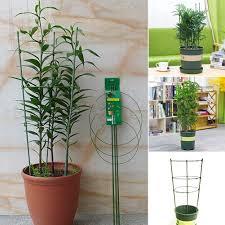 Bulary Flower Pot Stand Potted <b>Plant</b> Fixture Vine <b>Climbing Rack</b> ...