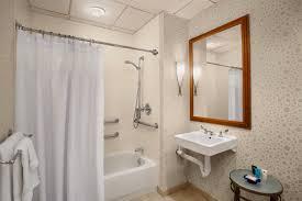 Crowne Plaza San Francisco Airport Accessible Rooms - Ada accessible bathroom